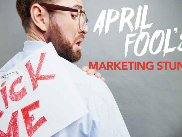 Favorite April Fool's Day Marketing Stunts