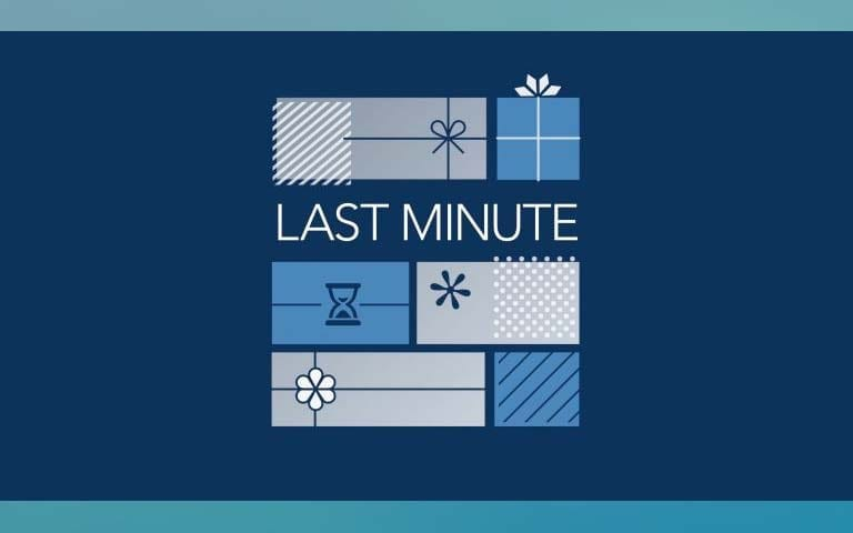 Last-Minute Gifts for Marketers