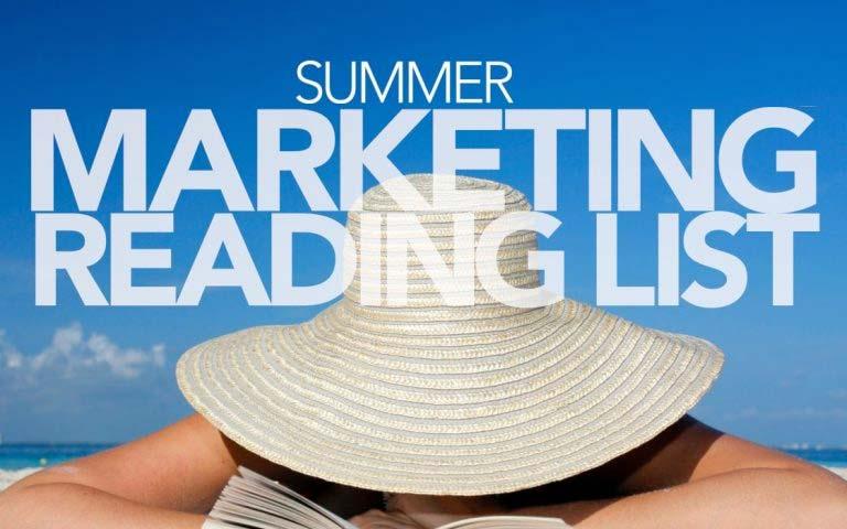 Marketing Books for Summer