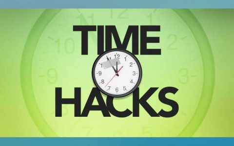 Successful Time Hacks for a More Productive Workday