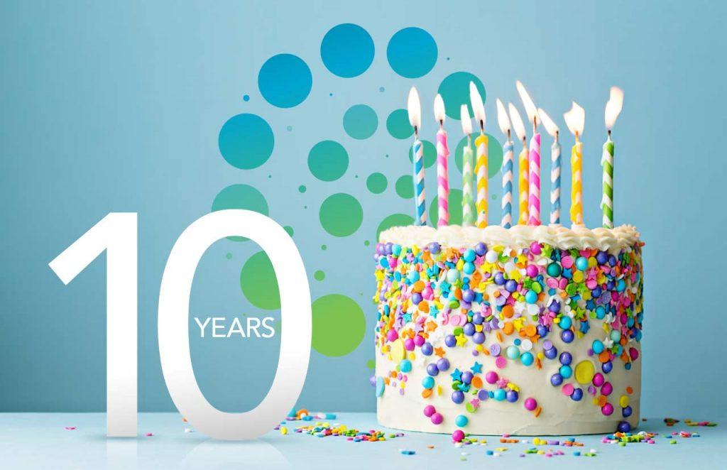 Bloom Media 10 year anniversary